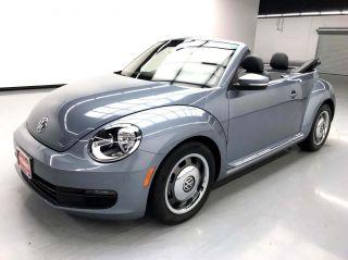 2016 Volkswagen Beetle 1.8T S 2dr Convertible 6A