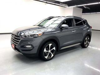 2017 Hyundai Tucson Limited 4dr SUV AWD