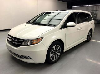 2016 Honda Odyssey Touring Elite 4dr Mini-Van