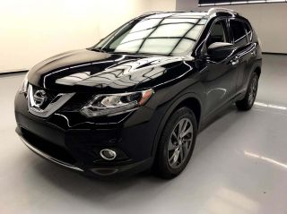2016 Nissan Rogue AWD SL 4dr Crossover