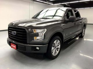 2017 Ford F-150 4x2 XL 4dr SuperCrew 6.5 ft. SB