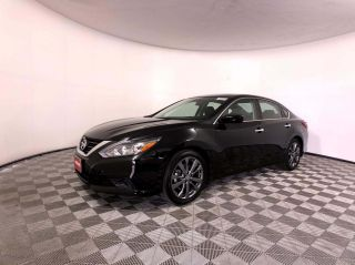 2018 Nissan Altima 2.5 S 4dr Sedan