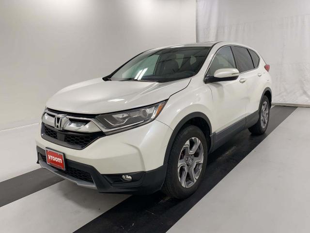 2017 Honda CR-V EXL