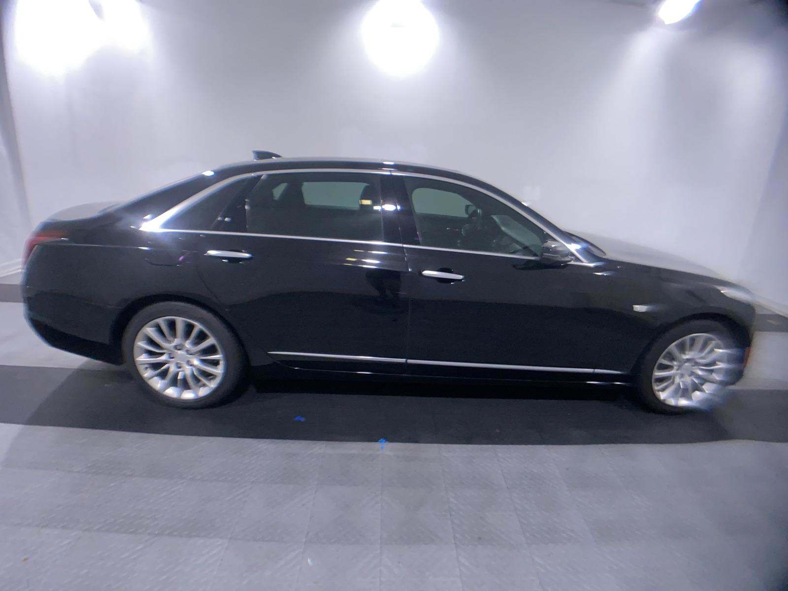 Used 2018 Cadillac CT6 For Sale ($29,380)   Vroom