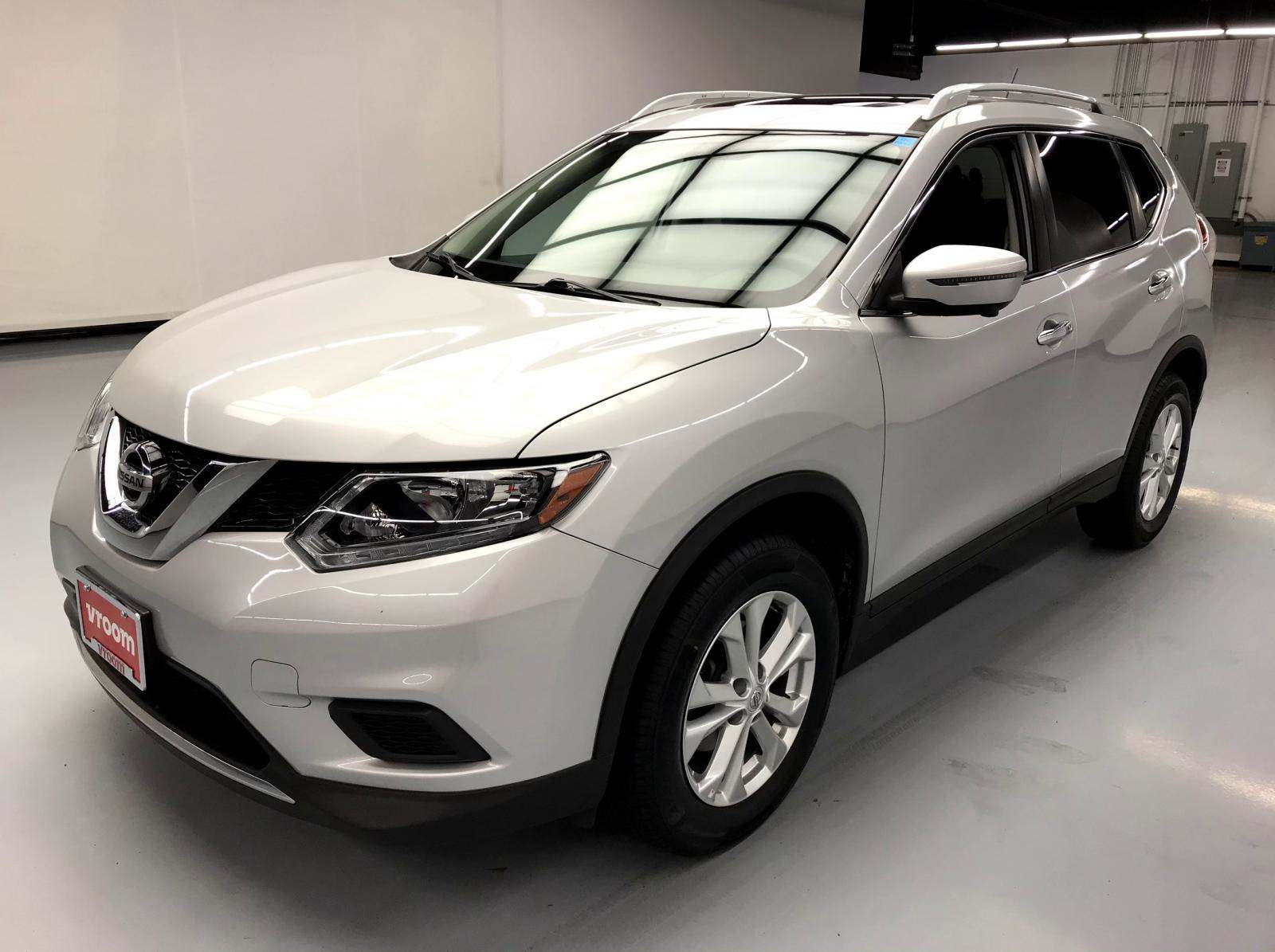 2016 Nissan Rogue For Sale >> Used 2016 Nissan Rogue For Sale 17 920 Vroom