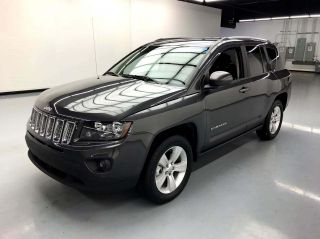 2017 Jeep Compass 4x4 Latitude 4dr SUV