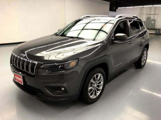 2019 Jeep Cherokee Latitude Plus 4dr SUV