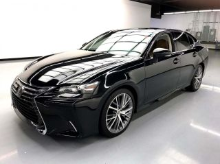 2018 Lexus GS 350 4dr Sedan