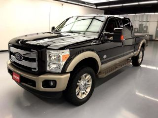 2013 Ford F-250 Super Duty King Ranch 4dr Crew Cab 4WD