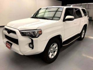 2018 Toyota 4Runner 4x2 SR5 Premium 4dr SUV