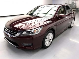 2013 Honda Accord EX-L V6 4dr Sedan