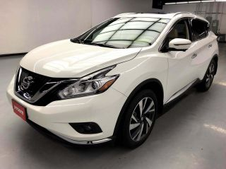 2018 Nissan Murano Platinum 4dr SUV
