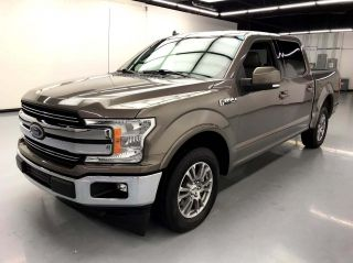 2019 Ford F-150 4x2 Lariat 4dr SuperCrew 5.5 ft. SB