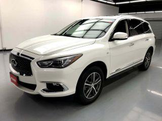 2019 INFINITI QX60 AWD Pure 4dr SUV