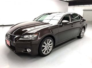 2013 Lexus GS 350 Base