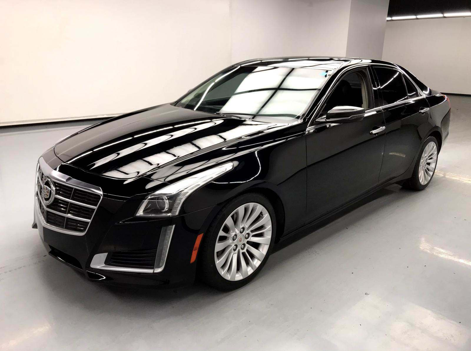 Cts For Sale >> Used 2014 Cadillac Cts For Sale 18 880 Vroom