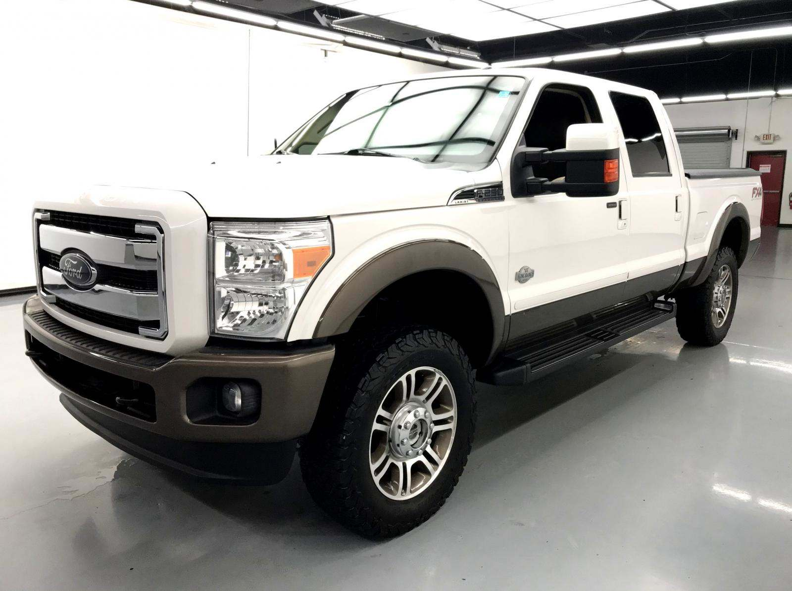 2016 Ford Super Duty >> Used 2016 Ford F 250 Super Duty For Sale 41 790 Vroom