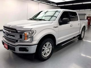 2018 Ford F-150 4x2 XLT 4dr SuperCrew 5.5 ft. SB