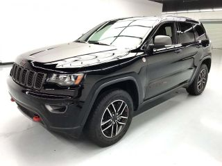2019 Jeep Grand Cherokee Trailhawk