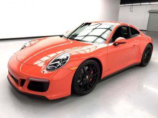 2017 Porsche 911 Carrera GTS 2dr Coupe