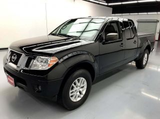 2016 Nissan Frontier 4x4 SV 4dr Crew Cab 6.1 ft. SB Pickup 5A