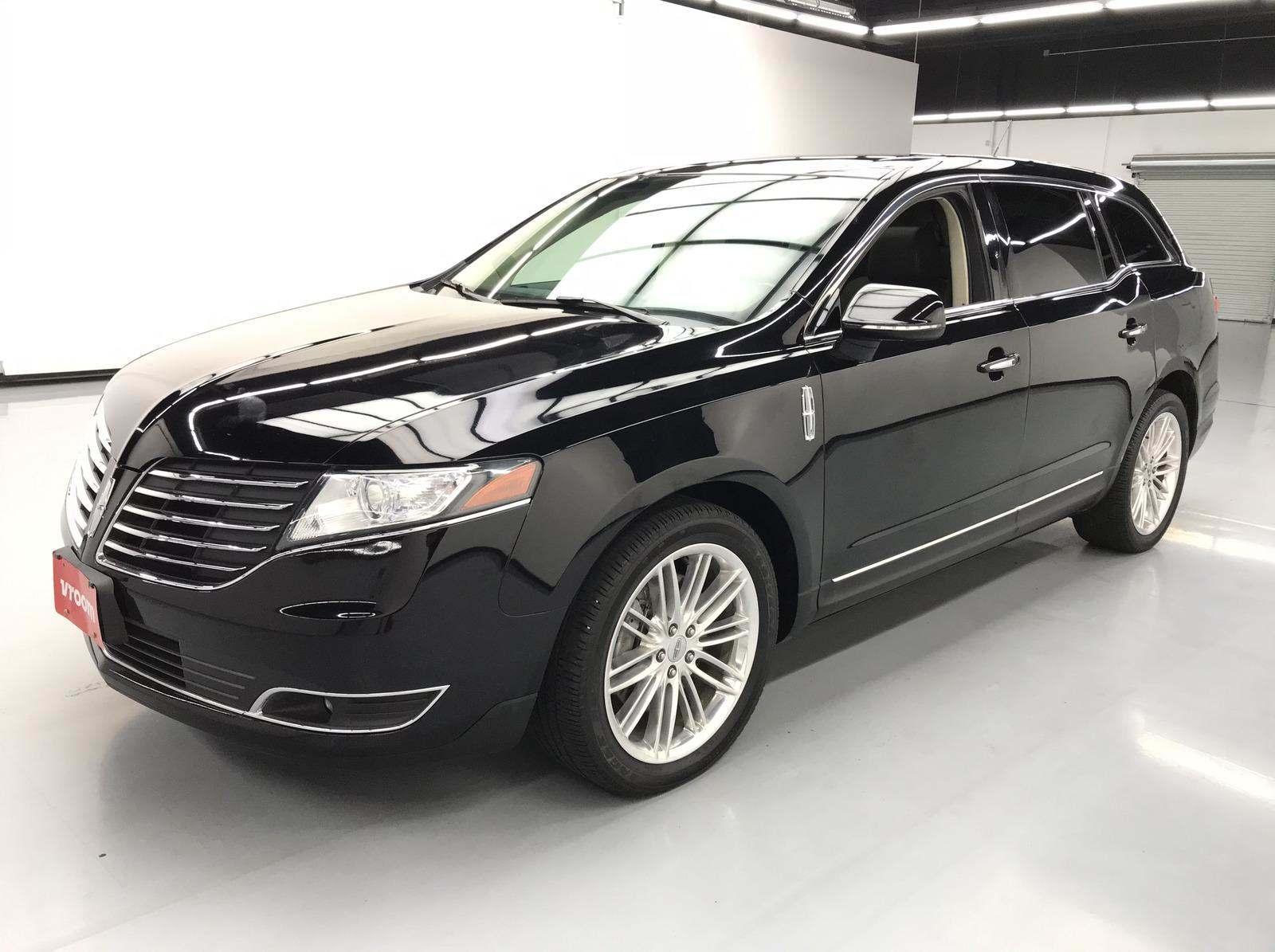 2018 Lincoln MKT