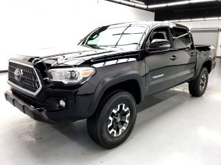 2019 Toyota Tacoma 4x4 TRD Off-Road 4dr Double Cab 5.0 ft SB 6A