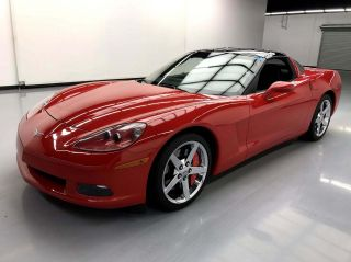 2008 Chevrolet Corvette Base 2dr Coupe