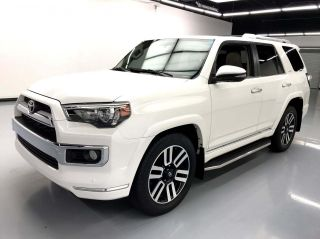 2015 Toyota 4Runner Limited 4dr SUV