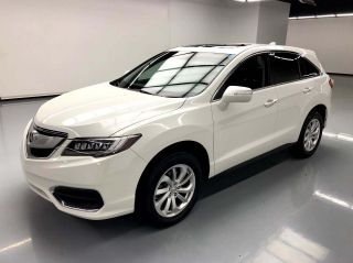 2018 Acura RDX AWD 4dr SUV w/Technology Package