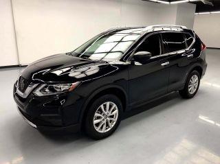 2018 Nissan Rogue SV 4dr SUV AWD