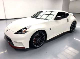 2019 Nissan 370Z NISMO 2dr Coupe 6M