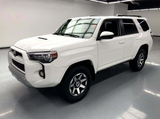2019 Toyota 4Runner 4x4 TRD Off-Road 4dr SUV