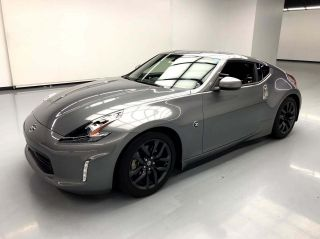 2018 Nissan 370Z Touring 2dr Coupe 7A