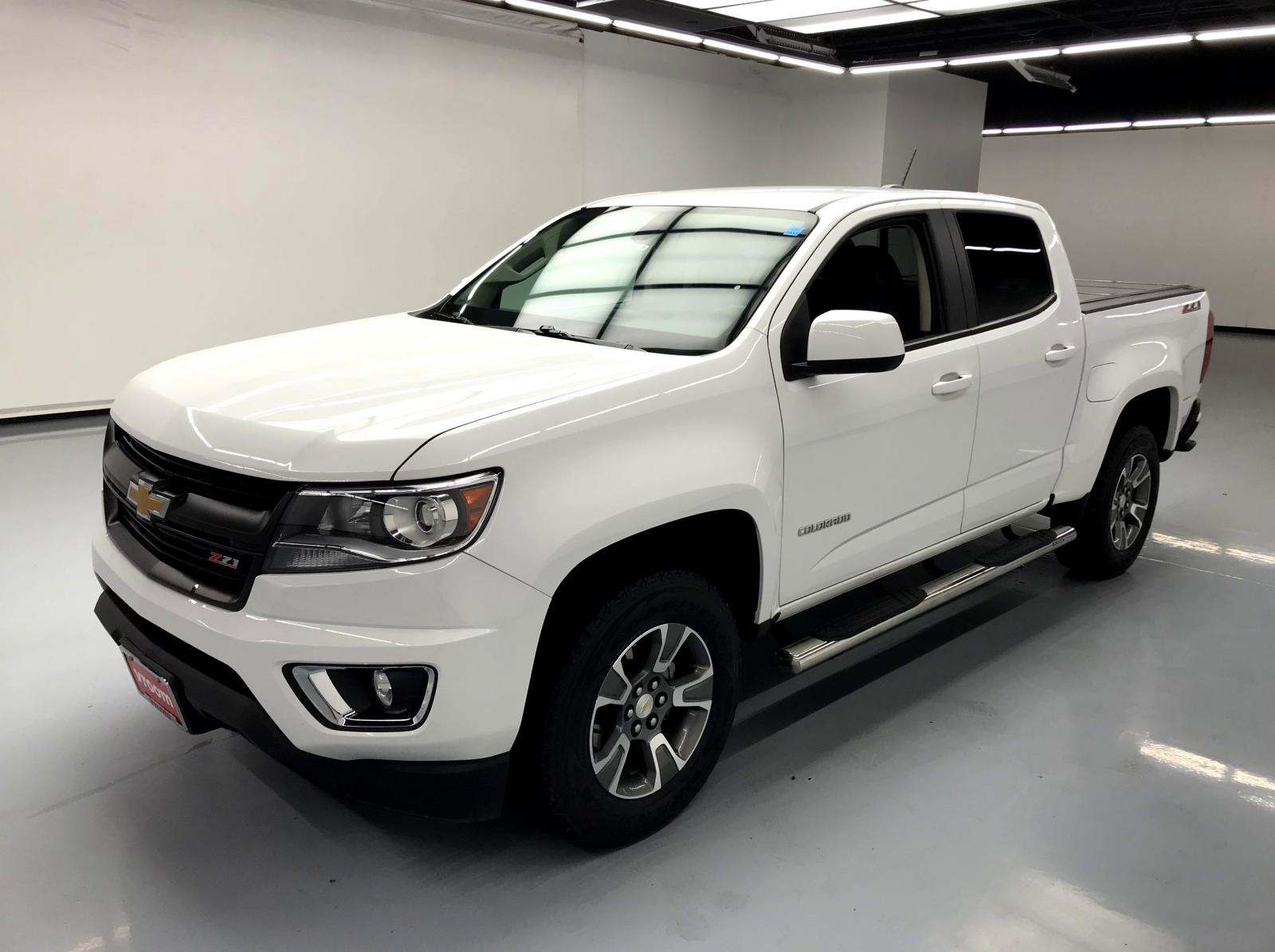 Chevy Colorado 2018 >> Used 2018 Chevrolet Colorado For Sale 30 620 Vroom