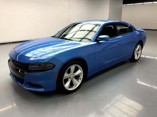2016 Dodge Charger R/T Road and Track 4dr Sedan