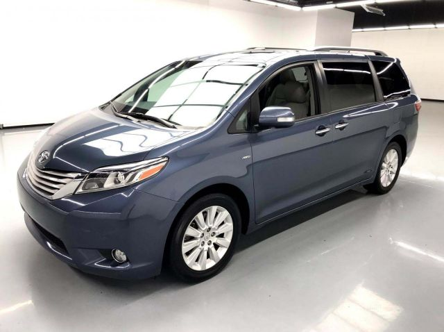 Used Toyota Sienna For Sale >> Used Toyota Siennas For Sale Buy Online Home Delivery Vroom