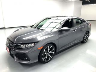 2018 Honda Civic Si 4dr Sedan