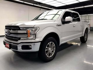 2019 Ford F-150 4x4 Lariat 4dr SuperCrew 5.5 ft. SB