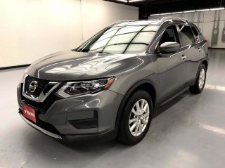 2017 Nissan Rogue SV