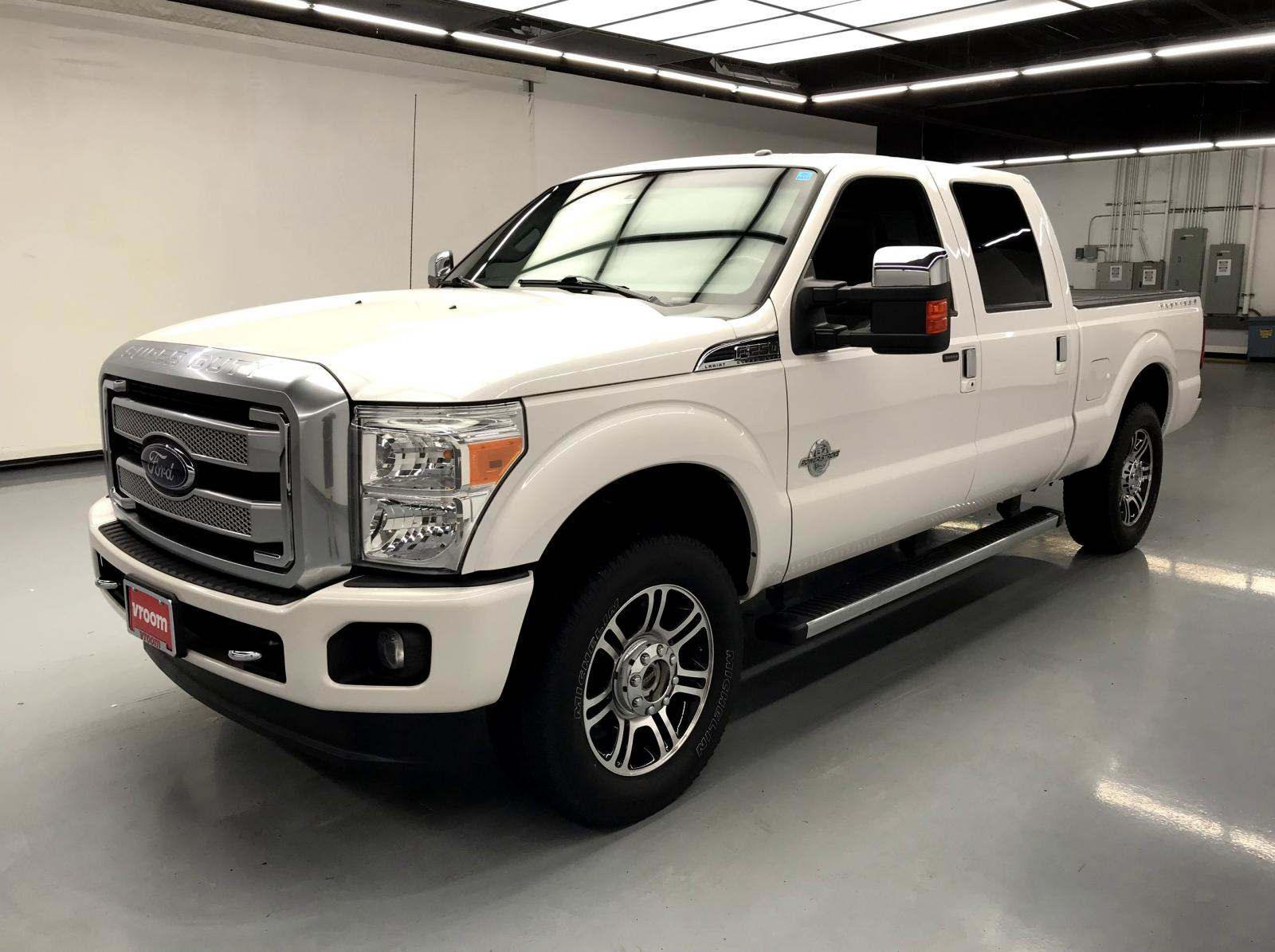 2016 Ford Super Duty >> Used 2016 Ford F 250 Super Duty For Sale 48 580 Vroom