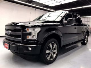 2016 Ford F-150 4x4 Lariat 4dr SuperCrew 5.5 ft. SB