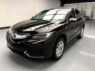 2018 Acura RDX 4dr SUV w/Technology Package